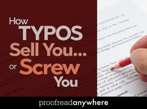 How Typos Sell You…or Screw You