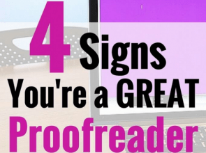 You Might Be a Proofreader If … and 4 Signs You're a Great One!