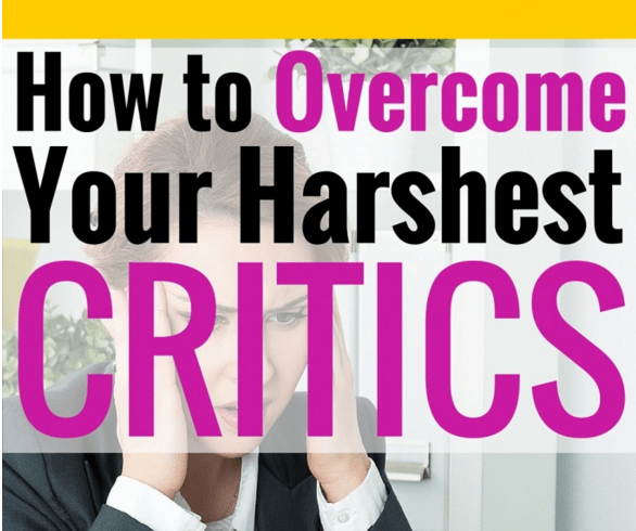 3 Truths About Negativity + How to Overcome Your Harshest Critics