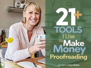 21+ Resources and Tools for Proofreaders That Make Work Easier