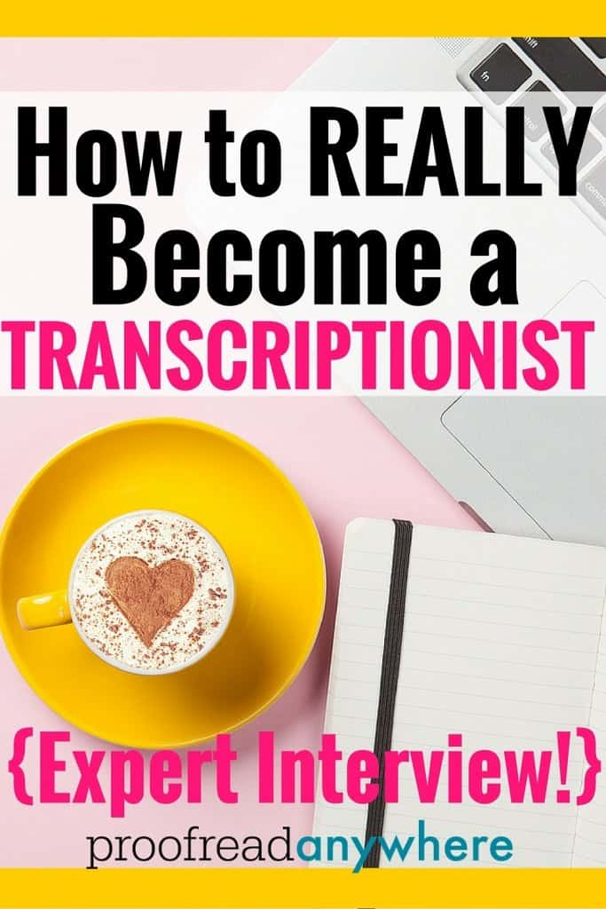 Janet Shaughnessy is the queen of all things transcription and has some excellent advice to share with us based on firsthand experience throughout her years in the industry — and her recommendations on how you can become a transcriptionist.