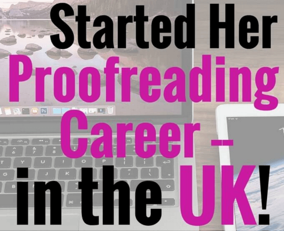 How Ashley Made It Happen from Across the Pond — in the UK!