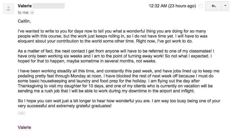 valeries email
