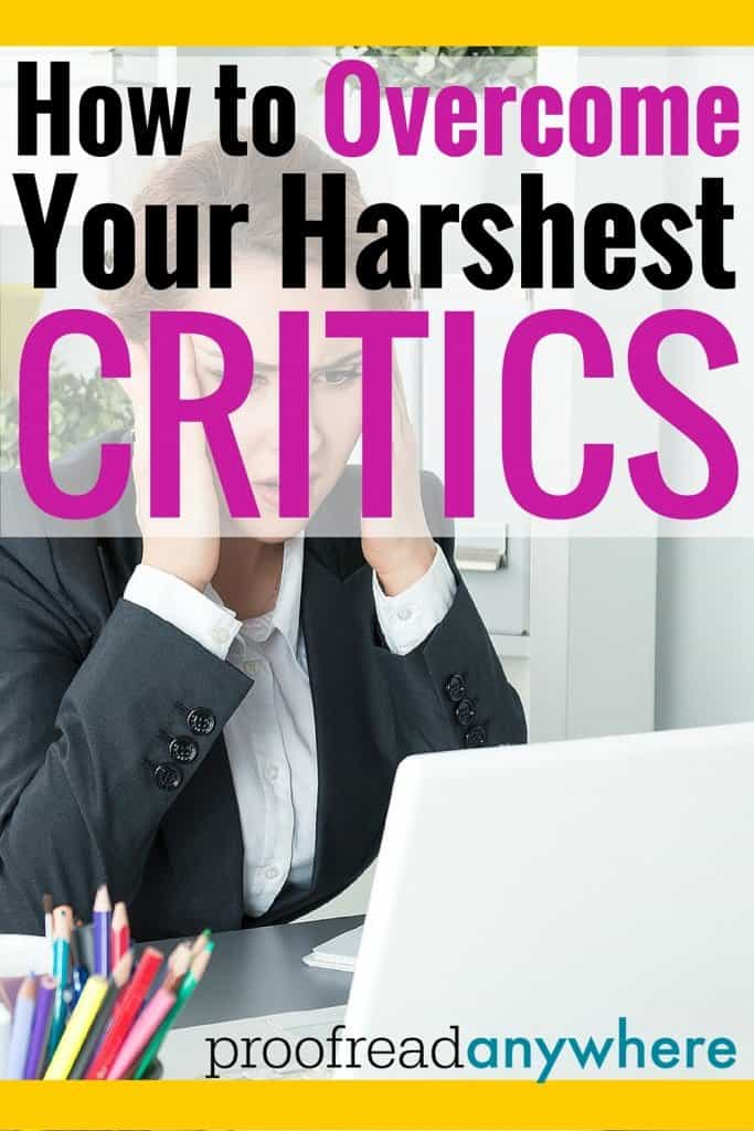 How to Overcome Critics