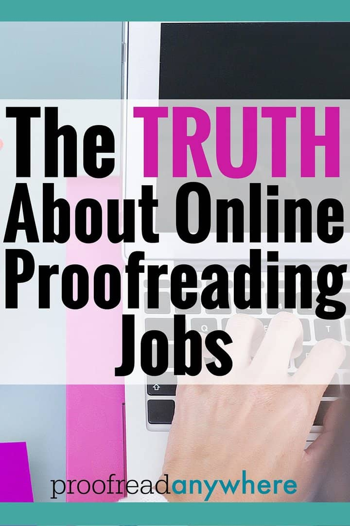Online proofreading service usa