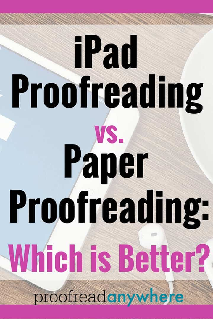 How to proofread an essay zap