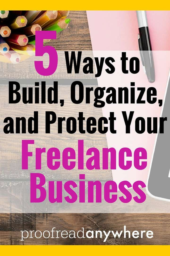 Protect Your Freelance Business