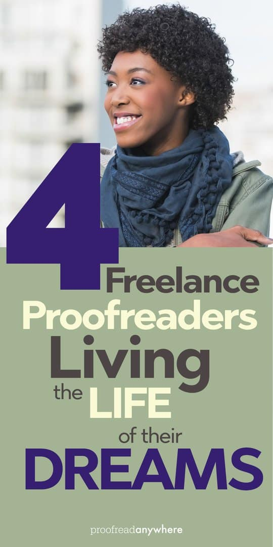 Where are they now? Here's what these freelance proofreaders have been up to lately!