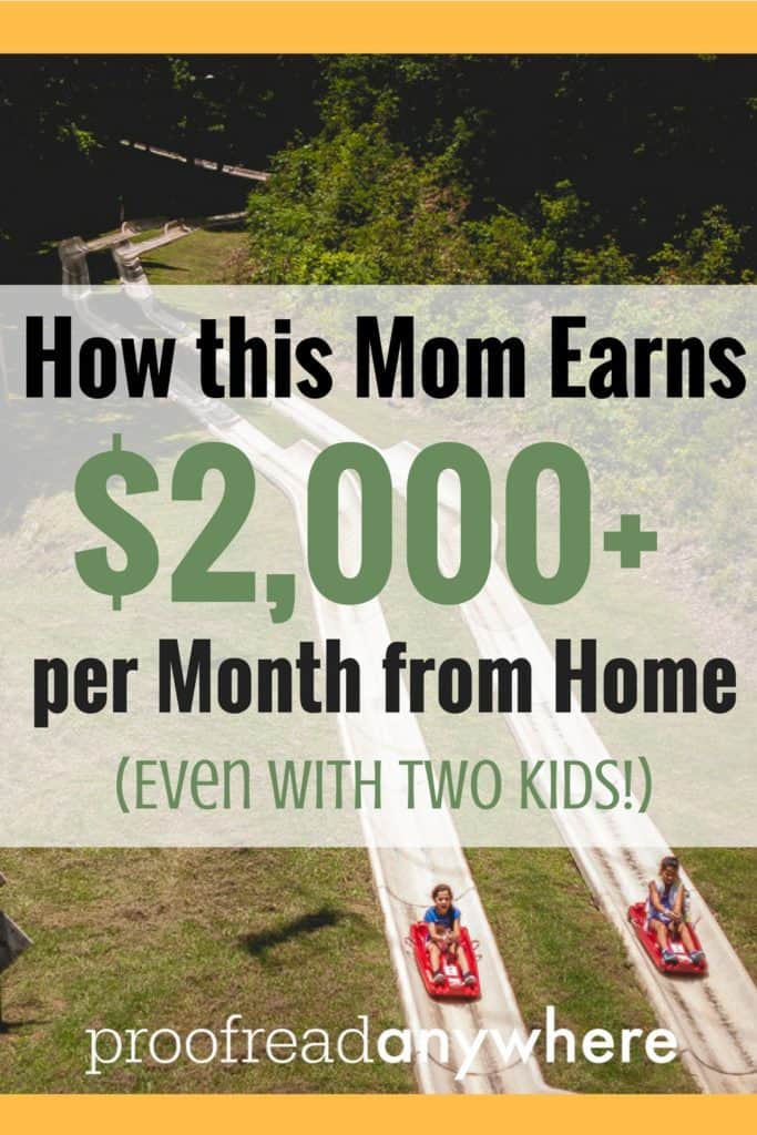 how-katie-earns-2000-from-home-even-with-two-kids-pinterest