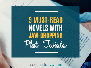 9 Must-Read Novels with Jaw-Dropping Plot Twists — Reader Recommended!