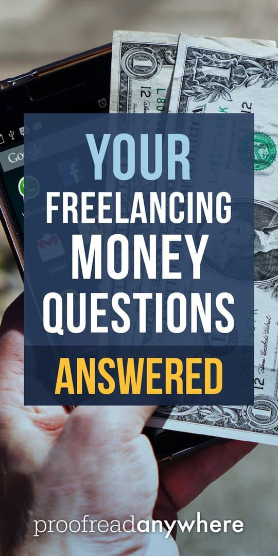 The BEST personal finance advice for freelancers. If you're freelancing, you NEED to read this!