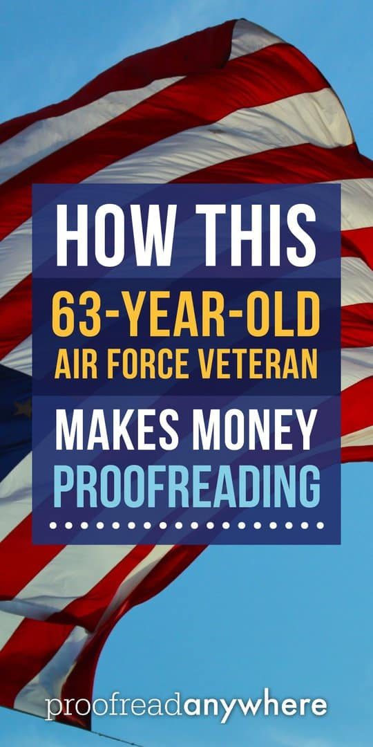 This Veteran-Owned Proofreading Business is a Huge Success!