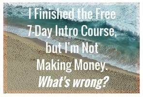 I Finished the FREE 7-Day Intro Course and I'm Not Making Money. I'm Disappointed. What's Wrong With You? Why Can't I Proofread for Court Reporters Yet?