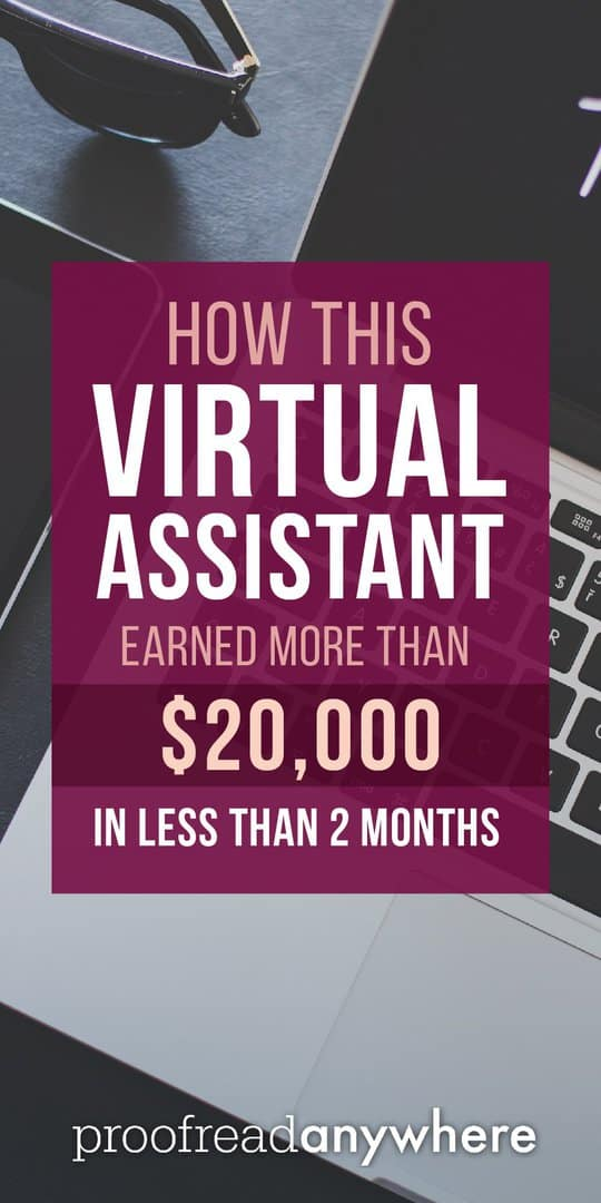 Skyrocket your income and earn more as a virtual assistant by learning these skills.