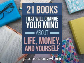 21 Motivational Books that Will Change Your Mind About Life, Money, and Yourself