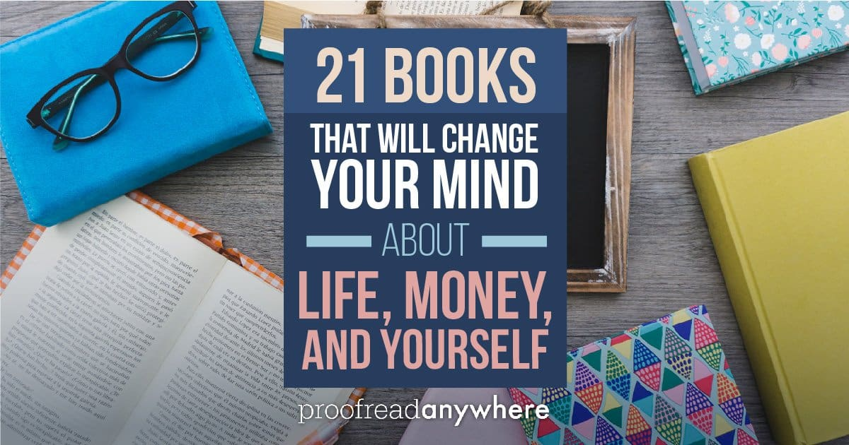21 Motivational Books That Will Change Your Mind About Life Money
