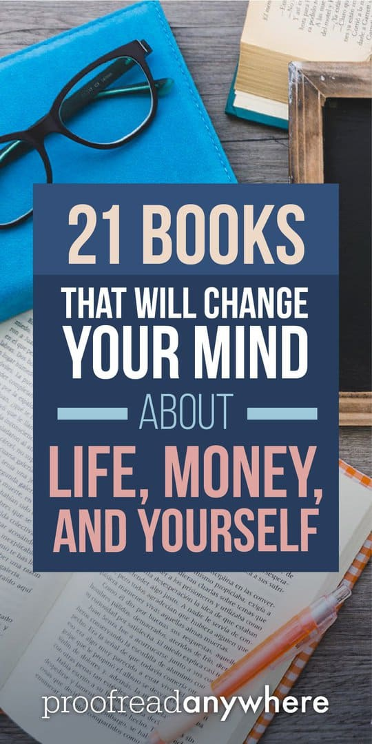 21 Motivational Books that Will Change Your Mind About Life, Money