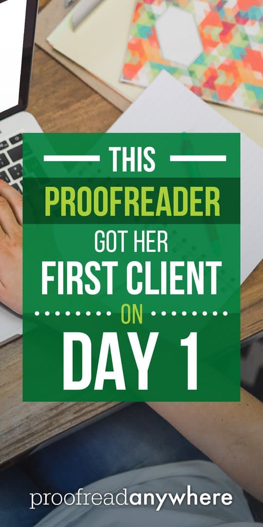 Love to travel and need a flexible work schedule? Become a freelance proofreader!