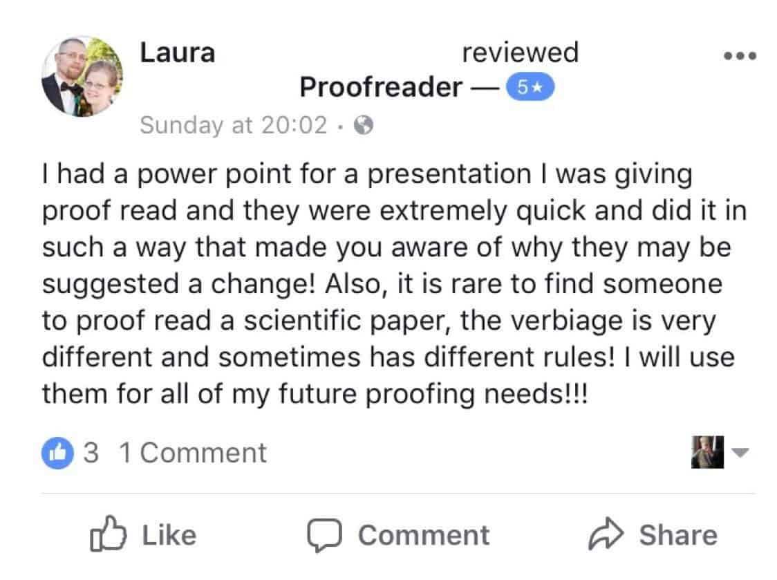 You CAN make money with a part-time freelance proofreading business!