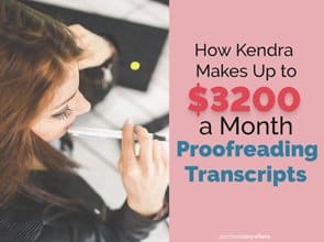 Don't want to take out student loans? Proofreading can help pay for grad school!