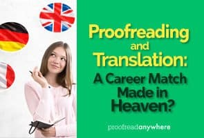 Why translation is the perfect addition to your proofreading business