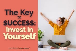 The Key to Success: Invest in Yourself