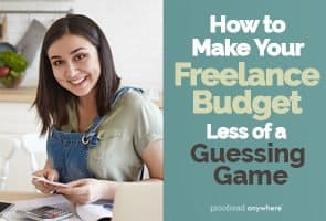 Get a handle on your freelance budget by following these simple steps
