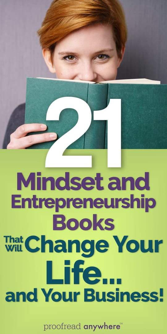 Feeling stuck? Here's a list of the best mindset books that will help you bust through your mindset blocks.